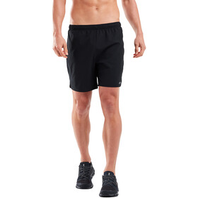 """2XU Xvent 7"""" Shorts with Brief Men, black/silver reflective"""